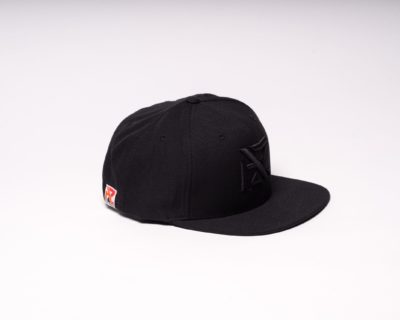 AZ6 Stealth Black Snapback