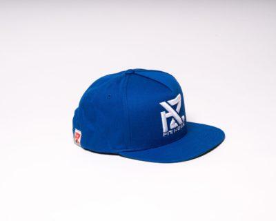 AZ Classic Ice Blue Snapback