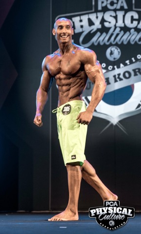 THE DAWN OF DANNY THOMAS – BRITISH PCA CHAMPION AND FIRST OFFICIAL BRITISH PCA PRO MEN'S PHYSIQUE